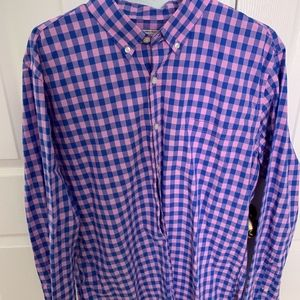 J-Crew Light Weight Button-up